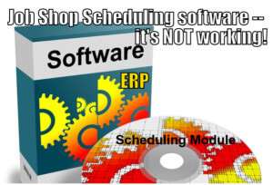 Job Shop Scheduling Software
