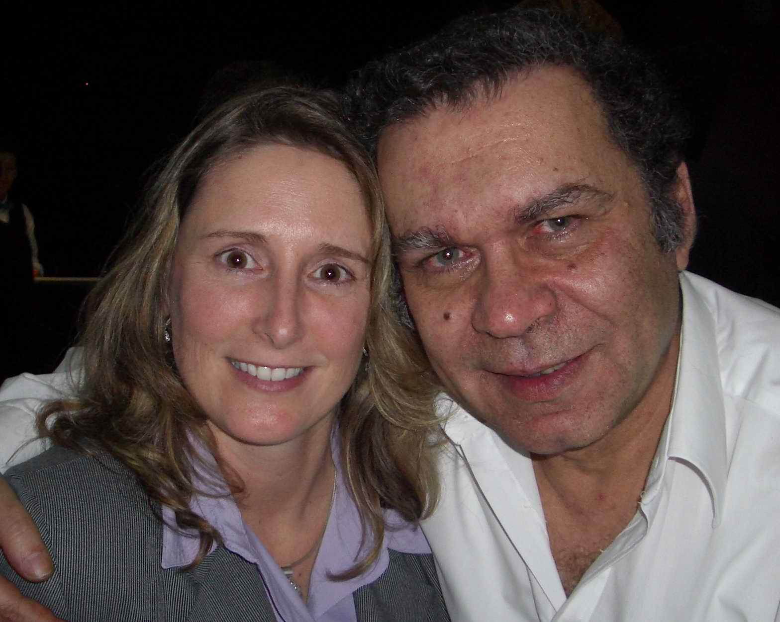 Dr Lisa Lang and Dr Eilyahu M Goldratt