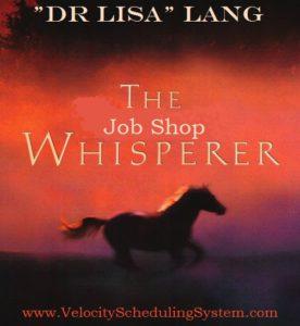 The Job Shop Whisperer