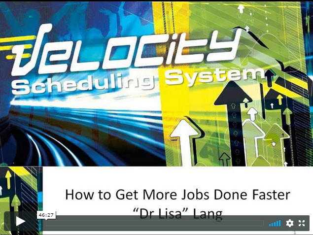 Job Shop Scheduling WEBINAR: How to Get More Jobs Done Faster